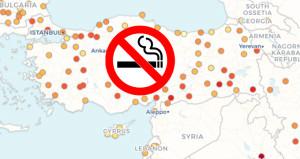 Günde kaç sigara içiyorsunuz? Cevabı yaşadığınız şehirde yatıyor
