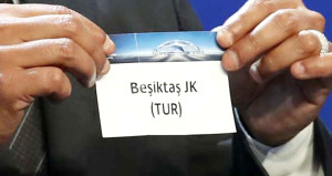 İşte Beşiktaş'ın Şampiyonlar Ligindeki muhtemel rakipleri