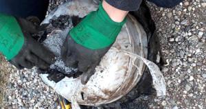 Jandarmanın dikkati, hain tuzağı bozdu! 50 kilo patlayıcı imha edildi
