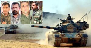 Türkiye korkusu bunu da yaptırdı! İşte PKK'nın yeni Afrin kadrosu