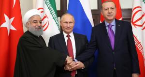 Putin'den Türkiye ve İran'a özel teşekkür