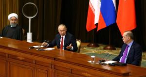Soçi'nin özetini anlattı: Yeni anayasayı konuştuk!