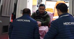 Ankarada saldırıya uğruyan Gazi, Konyasporun Onur Konuğu Oldu