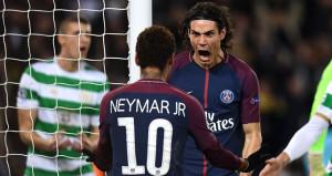 Celtic gol attığına pişman oldu! PSG şov yaptı