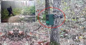 Karadeniz'de ayılar için konulan alet, PKK'lıların kabusu oldu