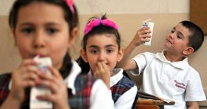 Okul sütü ihalesinde yeni tarih belli oldu