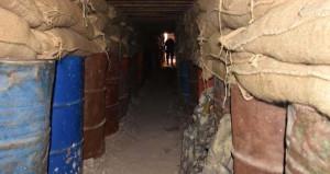 Operasyon öncesi YPG'yi korku sardı! Tam 20 kilometre tünel kazdılar