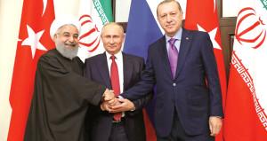 Orta Doğu'nun yeni ittifakı Suriye konusunda anlaştı