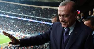 Porto'nun golünden sonra Erdoğan: Panik yapmayın, Cenk şimdi atar