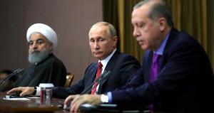 Rus basını tarihi zirveyi böyle gördü: Esad kalmayı garantiledi