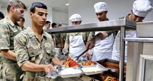 Askerin karavanası devletten! Yiyecekler kamu kurumlarından alınacak