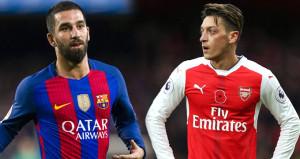 Barçayı korku sardı: Mesut, 'Yeni Arda' olacak