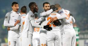 Medipol Başakşehirden kritik galibiyet! Tur şansını son maça taşıdı