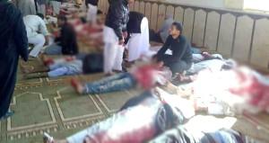 Mısır'da cuma namazında katliam: 85 ölü, 80 yaralı!