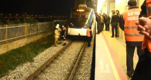 Üniversiteli gencin feci ölümü! Kendisini bir anda trenin önüne attı