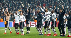 Beşiktaştan Avrupa kulüplerine ders