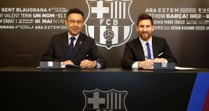 Yıldız futbolcu Messi imzayı attı! İşte serbest kalma bedeli