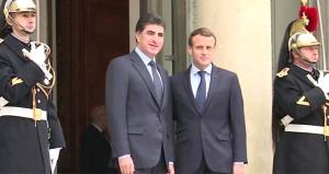 Damat Barzani, Fransa'da çark etti: Referandum kararı geride kaldı