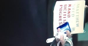 GS hocası Tudorun elindeki kitap dikkat çekti