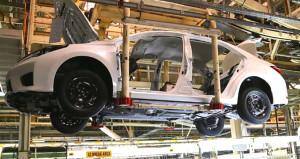 Otomotiv devi Türkiyedeki fabrikasında üretim ve ihracat rekoru kırdı