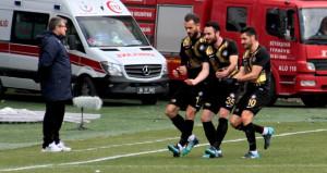 Penaltıdan hat-trick yapan Osmanlı, Alanyayı devirdi