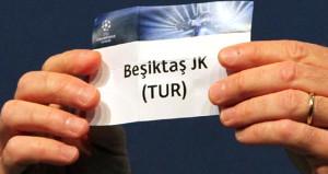 Beşiktaş'a Şampiyonlar Liginde kabus gibi rakip
