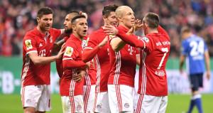 Beşiktaşın rakibi Bayern Münihten büyük gaf