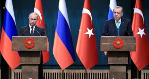 Erdoğan ve Putin Kudüs'ü görüştü: Benzer yaklaşımlar içindeyiz