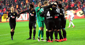 Eskişehirspor sahasında Gaziantepspora gol yağdırdı: 7-0!