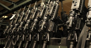 Silah satışları 2010dan bu yana ilk kez artışta!