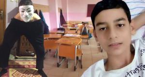 Derste sınıf arkadaşının boğazını kesen liseli, DEAŞ videoları izlemiş