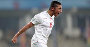 Menajeri fotoğrafını paylaştı, Galatasaray transferden vazgeçti