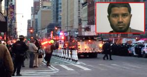 New York bombacısı, Trump'ın Kudüs kararının intikamını almak istemiş