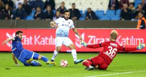Erzurumspor'u 5-1 yenen Trabzonspor, kupada son 16'da