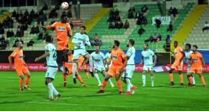 Giresunsporla berabere kalan Antalya, kupaya veda etti