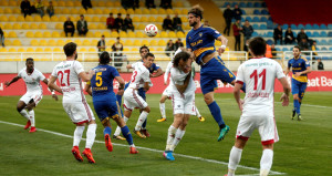 Kupada büyük sürpriz! Sivasspor TFF 2. Lig ekibi Bucaspora elendi