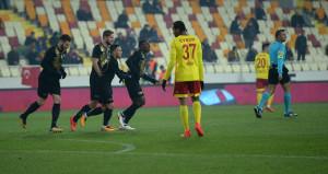 Osmanlıspor Malatyadan turla döndü