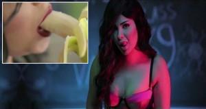 Yediği muzla Mısırı karıştıran şarkıcının cezası belli oldu
