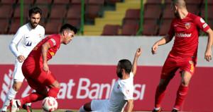 Eyüpsporu 2-0la geçen Kayseri, kupada turladı
