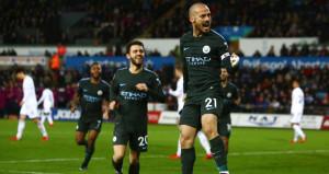 Manchester City, 15 maç üst üste kazanarak rekor kırdı