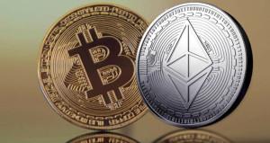 Bitcoin yükseldi, Ethereum çakıldı