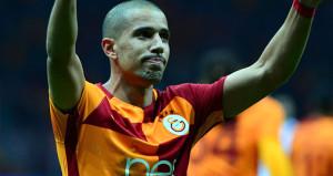Sofiane Feghouli: Kendimi uzun vadede Galatasarayda görüyorum
