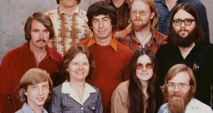 Fotoğraftaki retro ekip, 40 yılda dünyayı avucuna aldı