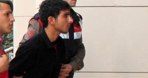 Gözaltına alınan terörist, emniyet binasından atlayarak intihar etti