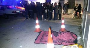Cenazesi 4,5 saat yerde kalan Suriyeli kadının otopsisinde büyük panik