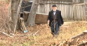 Gençlere taş çıkaran 97lik İbrahim Dede, uzun yaşamanın sırrını verdi