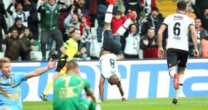 Beşiktaş evinde Osmanlıya gol yağdırdı