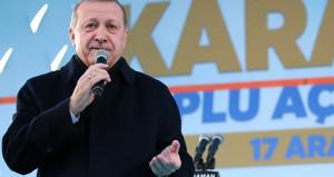 Erdoğandan Trumpa: Senin her yerin güç olsa ne olacak