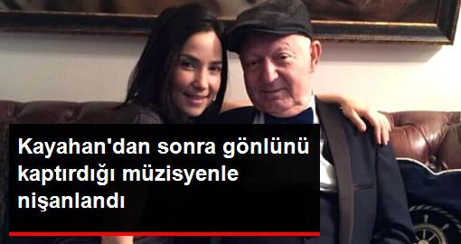 Kayahanın 22 Yıllık Eşi İpek Açar, Müzisyen Alper Kömürcü ile Nişanlandı