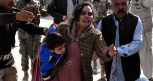 Pakistanda kiliseye intihar saldırısı: 5 ölü, 15 yaralı